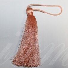 kuts0502-11 apie 11 cm, šviesi, rožinė spalva, 1 vnt.