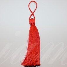 kuts0527-11 apie 11 cm, raudona spalva, kutas, 1 vnt.