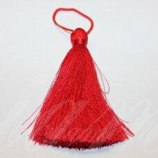 kuts0528-11 apie 11 cm, raudona spalva, kutas, 1 vnt.