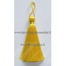 kuts0604-07 apie 7 cm, geltona spalva, kutas, 1 vnt.