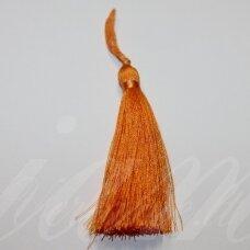 kuts0618-11 apie 11 cm, oranžinė spalva, kutas, 1 vnt.