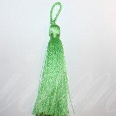 kuts0619 apie 7 cm, žalia spalva, kutas, 1 vnt.