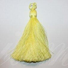 kuts0632 apie 11 cm, geltona spalva, kutas, 1 vnt.