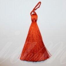 kuts0650-11 apie 11 cm, oranžinė spalva, kutas, 1 vnt.