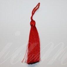 kuts0701-11 apie 11 cm, raudona spalva, kutas, 1 vnt.