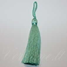 KUTS0503-11 apie 11 cm, šviesi, žalia spalva, kutas, 1 vnt.