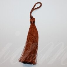 kuts3142-07 apie 7 cm, bronzinė spalva, kutas, 1 vnt.
