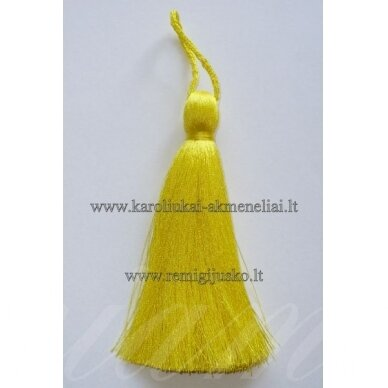 kut0010 apie 11 cm, ryški, geltona spalva, kutas, 1 vnt.