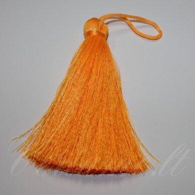 kut5017 apie 11 cm, ryški, oranžinė spalva, kutas, 1 vnt.