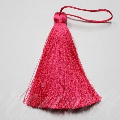 kut5027 apie 11 cm, ryški, rožinė spalva, kutas, 1 vnt.