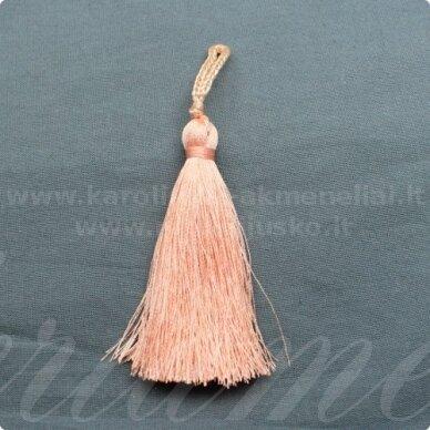 kuts0130-11 apie 11 cm, šviesi, rožinė spalva, kutas, 1 vnt.