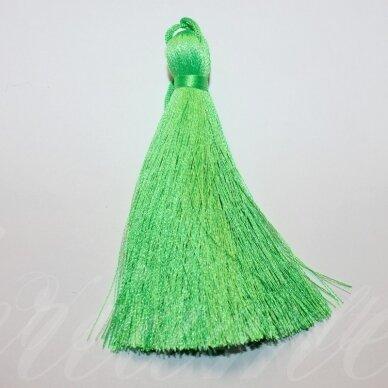 kuts0183 apie 11 cm, žalia spalva, kutas, 1 vnt.