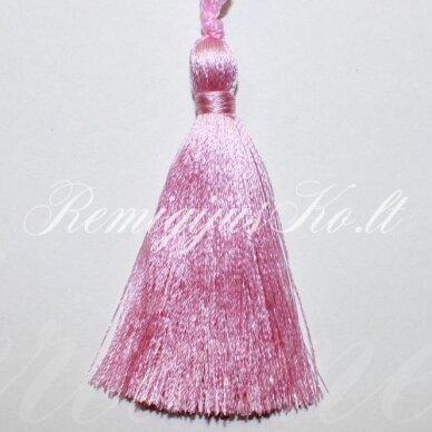 kuts0304-11 apie 11 cm, rožinė spalva, kutas, 1 vnt.