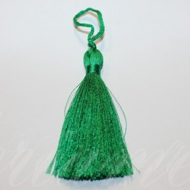 kuts0317-07 apie 7 cm, žalia spalva, kutas, 1 vnt.