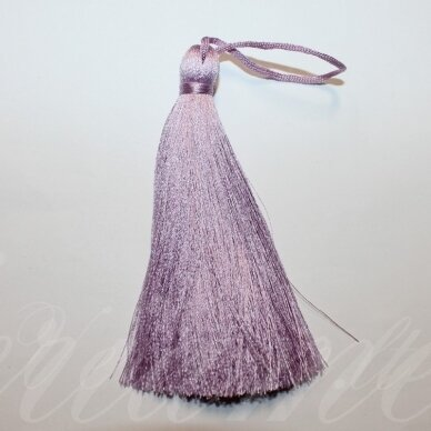 kuts0387-07 apie 7 cm, šviesi, violetinė spalva, kutas, 1 vnt.