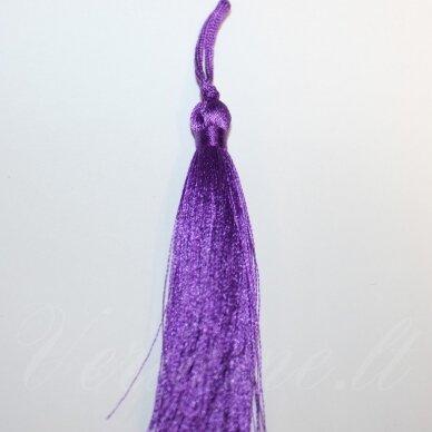 kuts0390-11 apie 11 cm, violetinė spalva, kutas, 1 vnt.