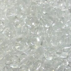 lb0001-06 about 4 mm, round shape, transparent, about 450 g.