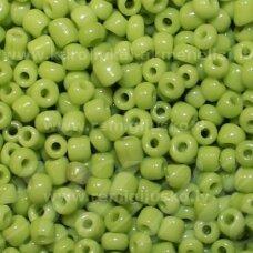 lb0044-06 apie 4 mm, apvali forma, salotinė spalva, 25 g.