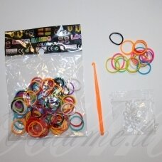 lbg0004 loom bands rubbers,