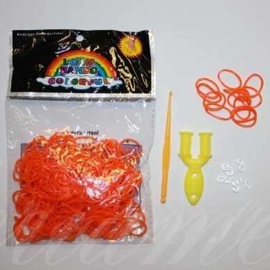 lbg0071 loom bands rubbers,