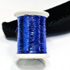 lrs0004 mėlyna spalva, liurekso siūlas, apie 20 m.
