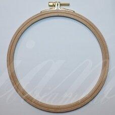 LS0003 apie 17 cm skersmens, lankelis siuvinėjimui, 1 vnt.