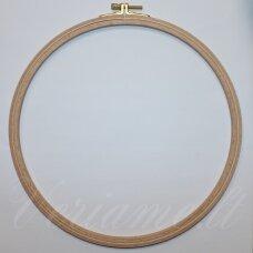 LS0006 apie 27 cm skersmens, lankelis siuvinėjimui, 1 vnt.