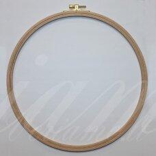 LS0007 apie 30 cm skersmens, lankelis siuvinėjimui, 1 vnt.