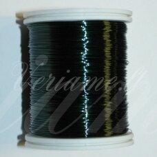LTR0017 apie 0.3 mm, tamsi, žalia spalva, lankstymo vielutė, 50 m.