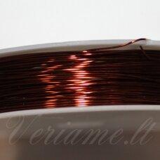 ltr5010 apie 0.4 mm, ruda spalva, lankstymo vielutė, 12 m.