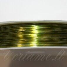 ltr5013 apie 0.6 mm, samaninė spalva, lankstymo vielutė, 5 m.