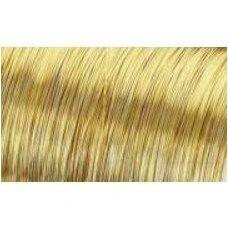 ltrauks-0,5 apie 0.5 mm, auksinė spalva, lankstymo vielutė, 8 m.