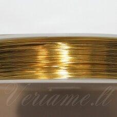ltr5016 apie 0.4 mm, geltona spalva, lankstymo vielutė, 12 m.
