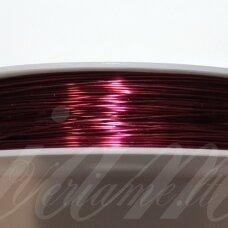 ltr5017 apie 0.8 mm, tamsi, violetinė spalva, lankstymo vielutė, 3 m.