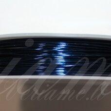 ltr5018 apie 0.3 mm, tamsi, mėlyna spalva, lankstymo vielutė, 20 m.