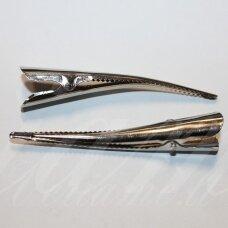 MD2053.5 apie 75 x 12 mm, metalo spalva, segtukas, 3 vnt.