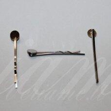 md2055.4 apie 44 x 8 mm, metalo spalva, segtukas, 10 vnt.