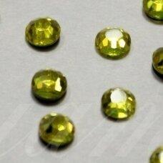 mklswlg0226 ss10 apie 2.70 - 2.90 mm, light topaz (226), klijuojama akutė, su klijais (klijuoti lygintuvu), apie 150 vnt.