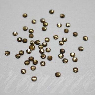 mklswlg0246 ss20 apie 4.60 - 4.80 mm, light colorado topaz (246), klijuojama akutė, su klijais (klijuoti lygintuvu), apie 45 vnt.