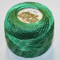 msl0110 žalia, siūlai, 20 g.