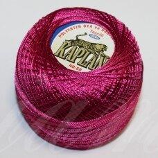 msl0114 tamsi, rožinė spalva, siūlai, 20 g.