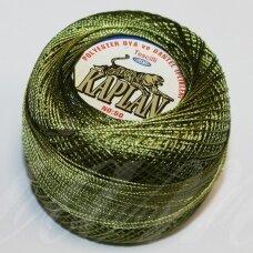 msl0117, žalia spalva, siūlai, 20 g.