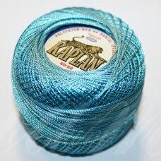 msl0201 šviesi, mėlyna spalva, siūlai, 20 g.