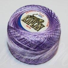 msl0209, violetinė spalva, siūlai, 20 g.
