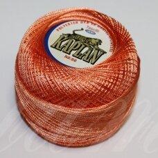msl0350, oranžinė spalva, siūlai, 20 g.