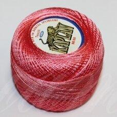MSL0427 rožinė spalva, siūlai, 20 g.
