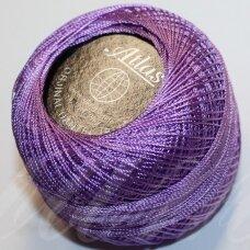 msl0550, violetinė spalva, siūlai, 20 g.