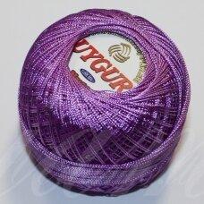 msl0552, violetinė spalva, siūlai, 20 g.
