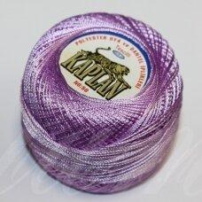 MSL0553 šviesi, violetinė spalva, siūlai, 20 g.