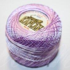 msl0554, šviesi, violetinė spalva, siūlai, 20 g.